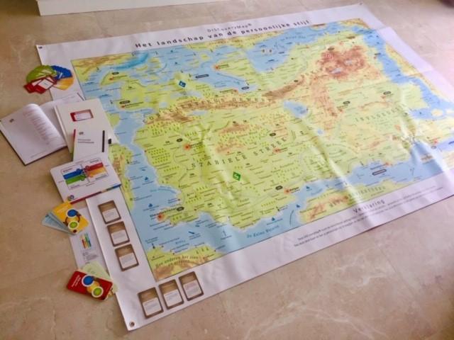 DISC landmap